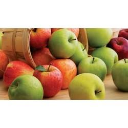 Caisse de pommes...