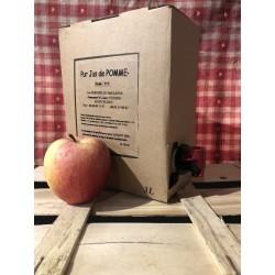 Cubi 3L Jus de pomme